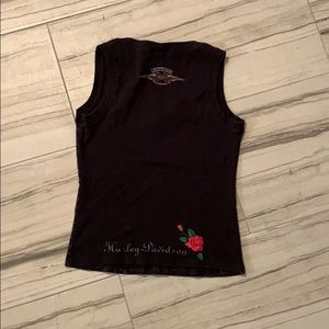 crown & ivy Tops - Authentic Harley Davidson tank top